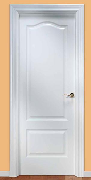 Puertas lacadas maderas miguel abad e hijos s l for Pintura para puertas de madera blanca