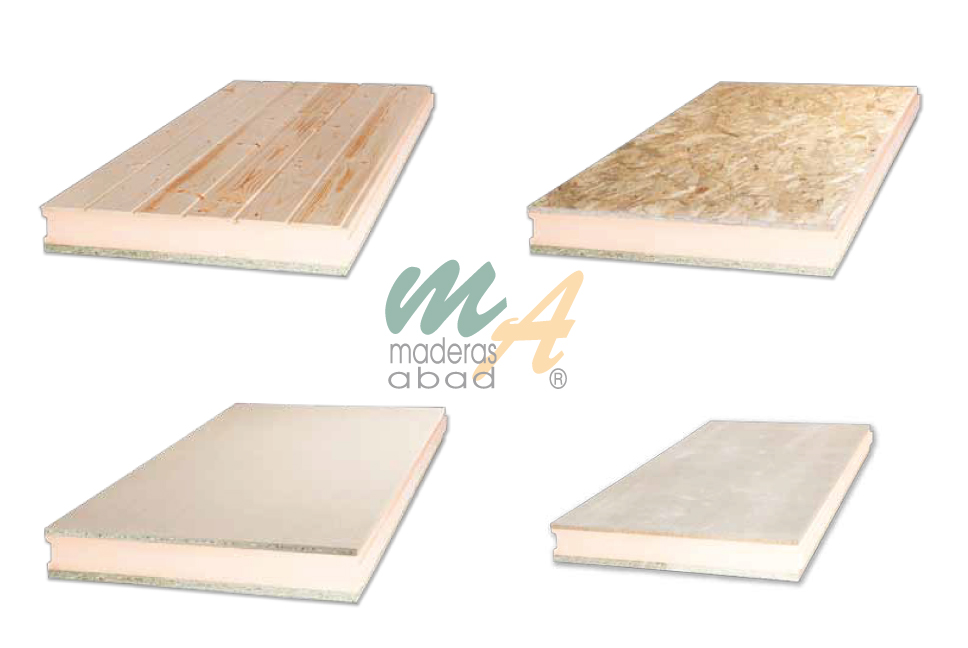 Panel sandwich maderas miguel abad e hijos s l - Panel sandwich de madera ...